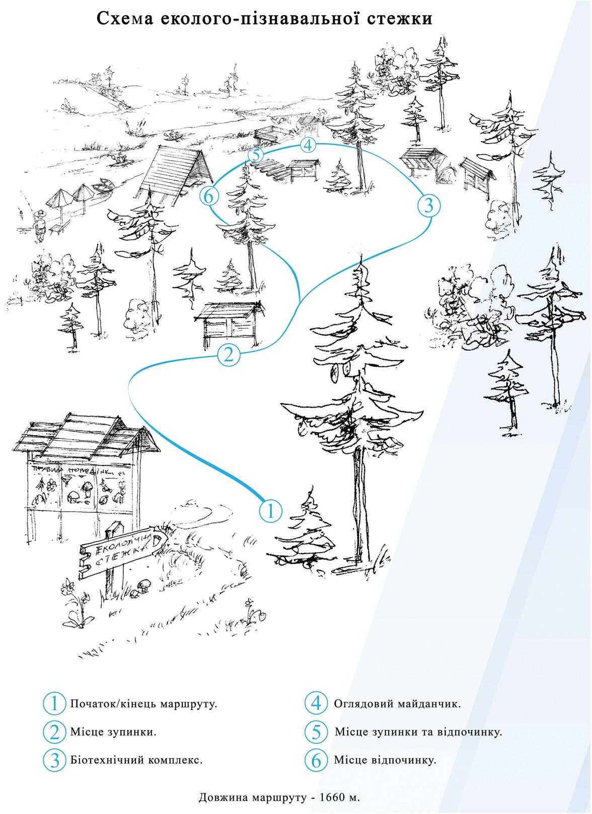 """эколого-познавательный туристический маршрут """"Литовский бор"""""""